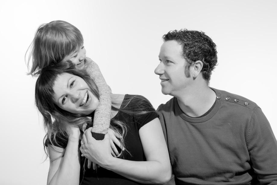 Stéphanie, Jason et Laurence
